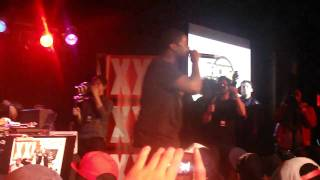Big K.R.I.T Ft. Yelawolf Hometown Hero Live @BB Kings 2011