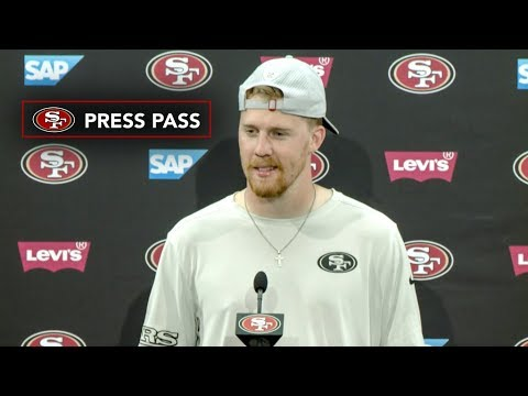 who is 49ers quarterback dating
