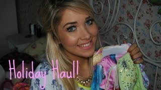Holiday Clothes Haul   Away with the Fairies Thumbnail
