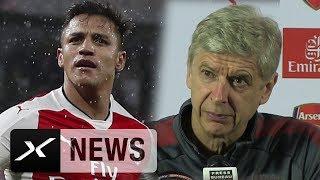 Arsene Wenger: Noch immer keine Einigung mit Alexis Sanchez