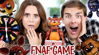 PLAYING THE FIVE NIGHTS AT FREDDY'S JUMP SCARE GAME ft MatPat!