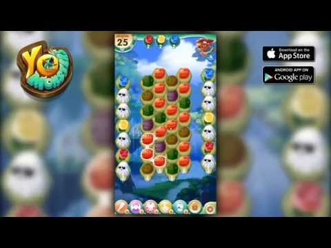 Yo Monsters - Best New Puzzle Game - Download Now!