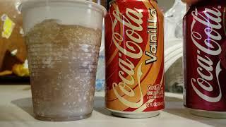 Cherry Vanilla Coca Cola? Yes Please!