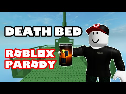 Powfu - Death Bed (ROBLOX PARODY) | ft. SH4RKI [Roblox Music Video]