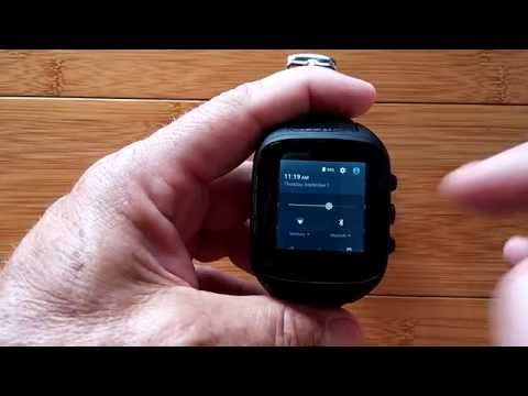 Ourtime X01S COMPLETE Android 5.1 Smartwatch: Unboxing and 1st Look