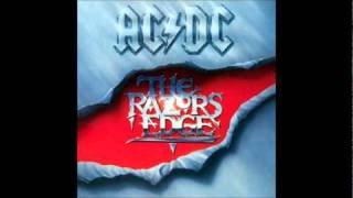 AC/DC The Razors Edge - Lets Make It