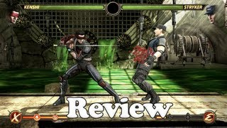 Mortal Kombat Vita Review (Video Game Video Review)