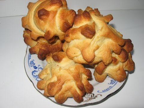 Пирожные Шишки Рецепты с фото