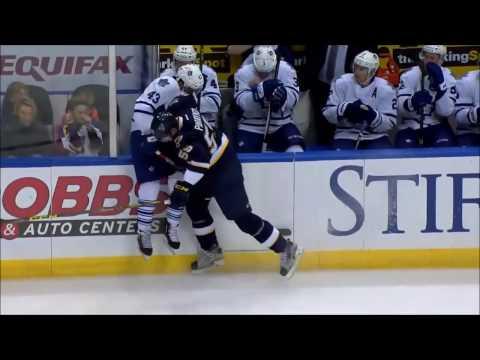NHL Hits Montage