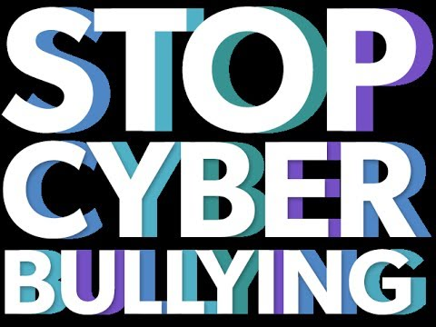 No cyberbullying pictures