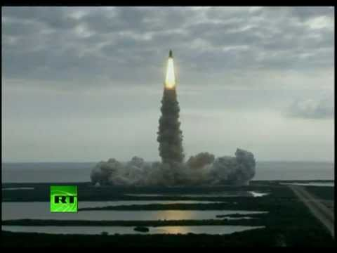 NASA video: Space shuttle Endeavour final launch