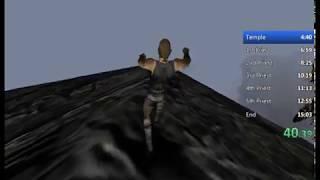 Gothic Speedrun (no OoB) in 14:37