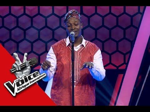 Ducé ' Ordinary People ' John Legend Audition à l'aveugle The Voice Afrique francophone 2017