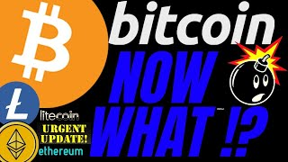 WHATS NEXT FOR BITCOIN LITECOIN and ETHEREUM?? bitcoin price prediction, analysis, news, trading