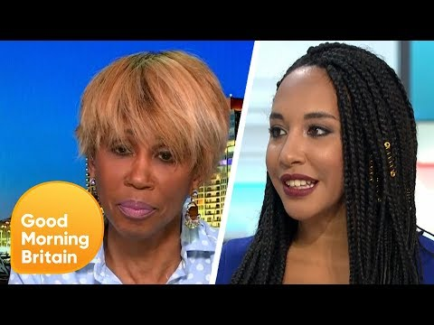 Trisha Goddard's Daughter Billie Dee Opens Up About Battling With Drug Abuse | Good Morning Britain
