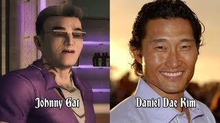 Characters and Voice Actors - Saints Row 2