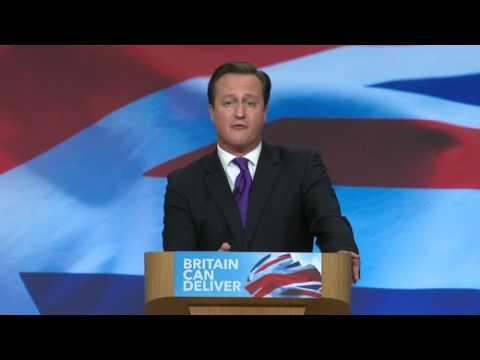 Cassetteboy - Cameron's Conference Rap