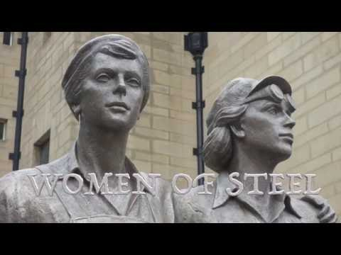 Women of Steel - John Reilly