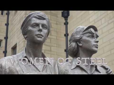 Women of Steel - John Reilly