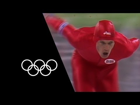 Johann Olav Koss On His Incredible Olympic Success | Olympic Records