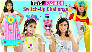 KIDS vs TEENAGER Toys Fashion Switch-up Challenge l MyMissAnand