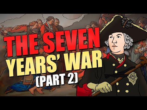Seven Years' War: Episode 2/2 | Animated History