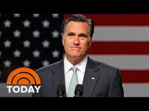 Donald Trump Considering Mitt Romney For Secretary Of State | TODAY