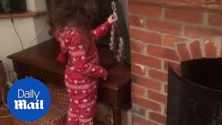 Parents swap chocolate for VITAMINS in children's Advent calendar!