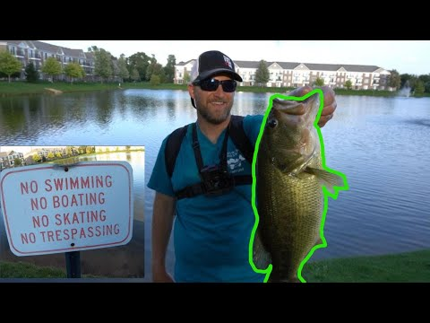 Monster Wisconsin Largemouth Bass On The Last Day Of Summer! (Feat. Wisconsin Outlook)