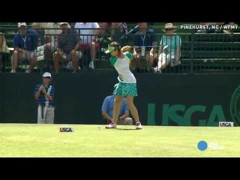 11-year-old Golfer Lucy Li Qualifies For U.S. Open