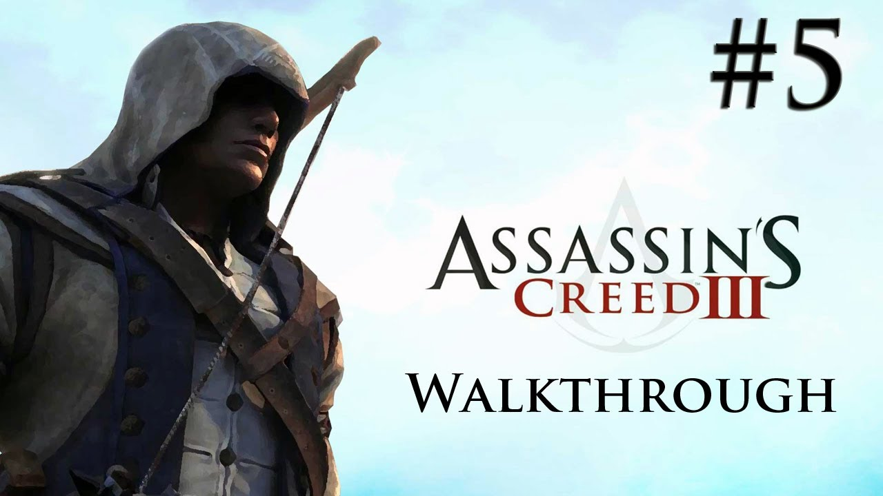 Assassin S Creed 3 Walkthroughpage 2