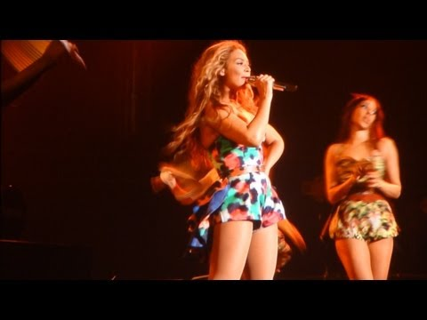 Beyonce - Grown Woman (Live in Paris, Bercy - The Mrs Carter Show World Tour) FULL HD SCREEN