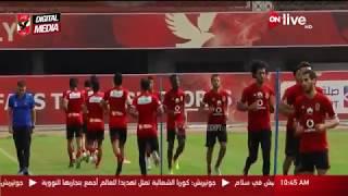 حسام البدري يتجه لإشراك سليمان بدلا من الشيخ في لقاء الترجي برادس
