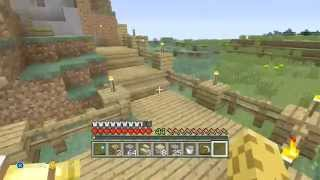 Minecraft Xbox 360 Survival LP Ep-20 The Chase