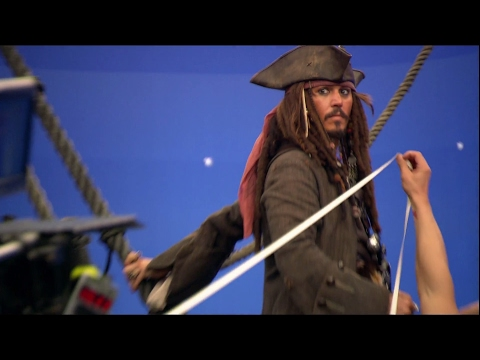 The Tale of the Many Jacks - Pirates of the Caribbean 3 special features