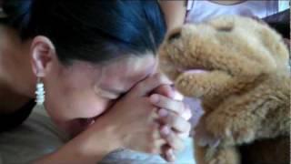 """boo"" the rat [haringulan vlog 04.04.10]"