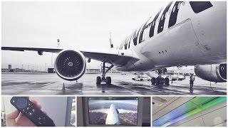 Entertainment im Flugzeug - das kann der neue Airbus A350 von Finnair.