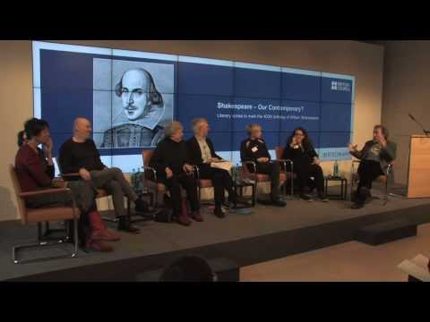 Panel Discussion: 'Shakespeare - Our Contemporary?'