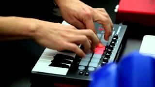Novation // Launchkey Mini Performance, ft. KillTheRobot