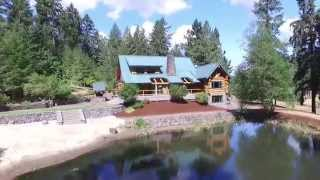 Western Oregon Horse & Cattle Ranch Retreat For Sale