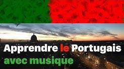 Apprendre le Portugais en dormant? (avec musique) - Apprendre des expressions en Portugais toute ...