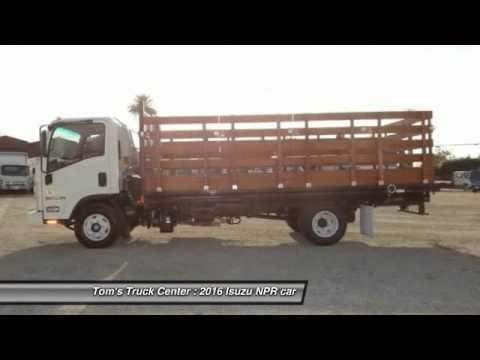 2016 Isuzu Npr Tom 39 S Truck Center Presents Z001214 Youtube