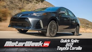 Video Quick Spin: 2017 Toyota Corolla download MP3, 3GP, MP4, WEBM, AVI, FLV April 2017
