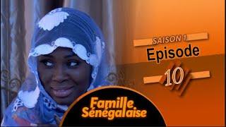 FAMILLE SENEGALAISE - Saison 1 - Episode 10
