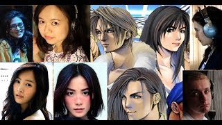 Eyes On Me, Faye Wong, Final Fantasy 8, Gerryko Malaysia