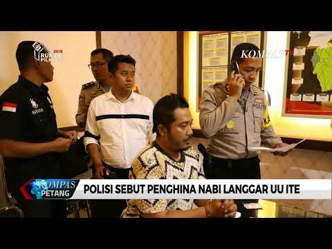 Polisi Tangkap Politisi Penghina Nabi
