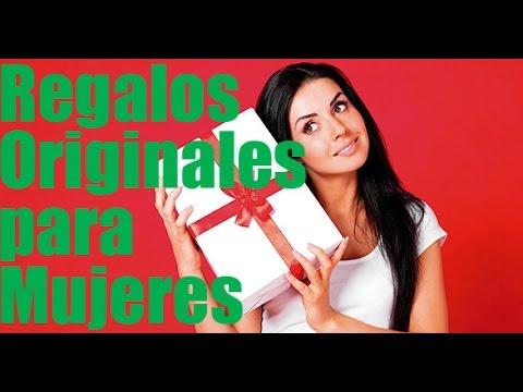 Regalos Originales Para Mujeres En Navidad Youtube