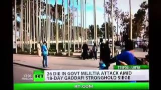 Endless Genocide in Libya Is Result Of NATO Aggression