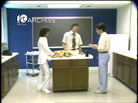 WAVY Archive: 1981 Virginia Beach SPCA Clinic