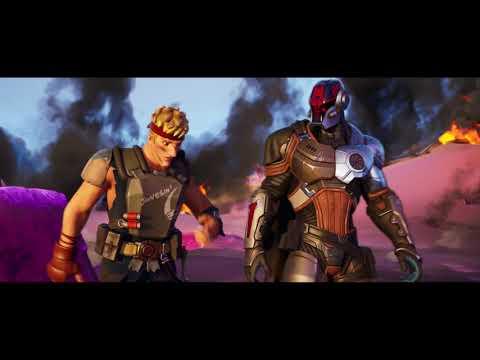 Zero Crisis Story Cinematic for Fortnite Chapter 2 Season 6